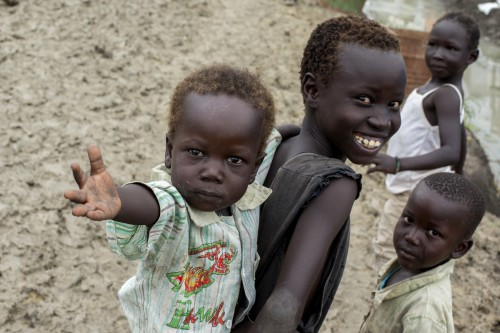 Participer à un projet humanitaire pour jeunes
