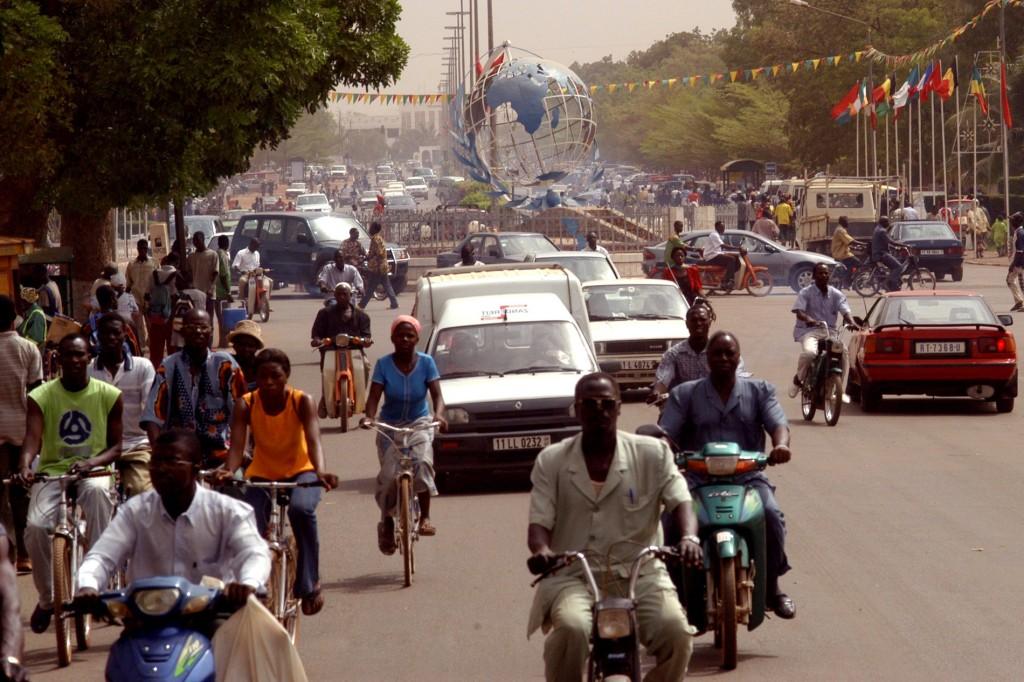 Partir en humanitaire au Burkina Faso