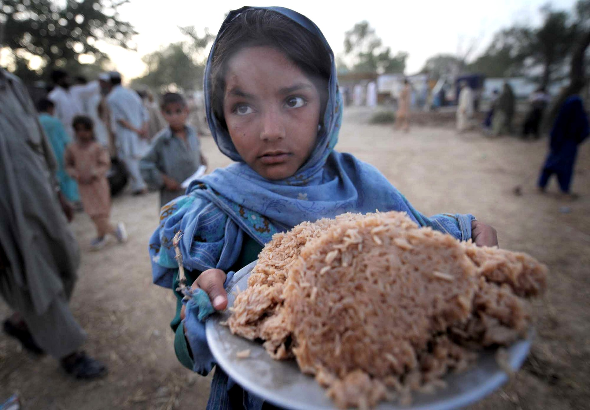 Humanitaire au Pakistan