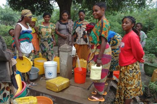 Distribution d'eau potable