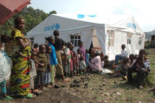 L'aide médicale d'urgence pour les réfugiés