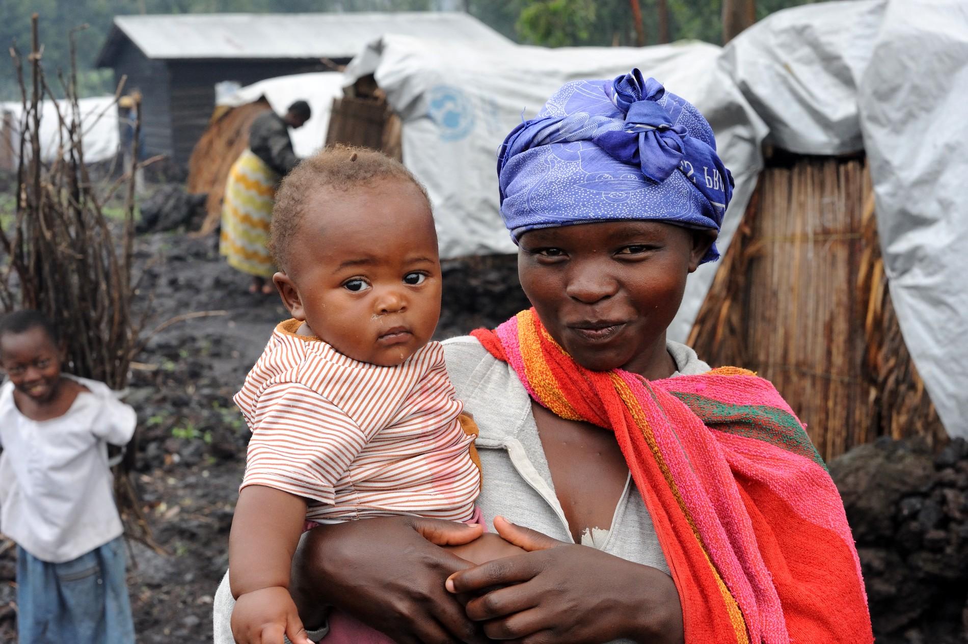 Faire de l'humanitaire en famille