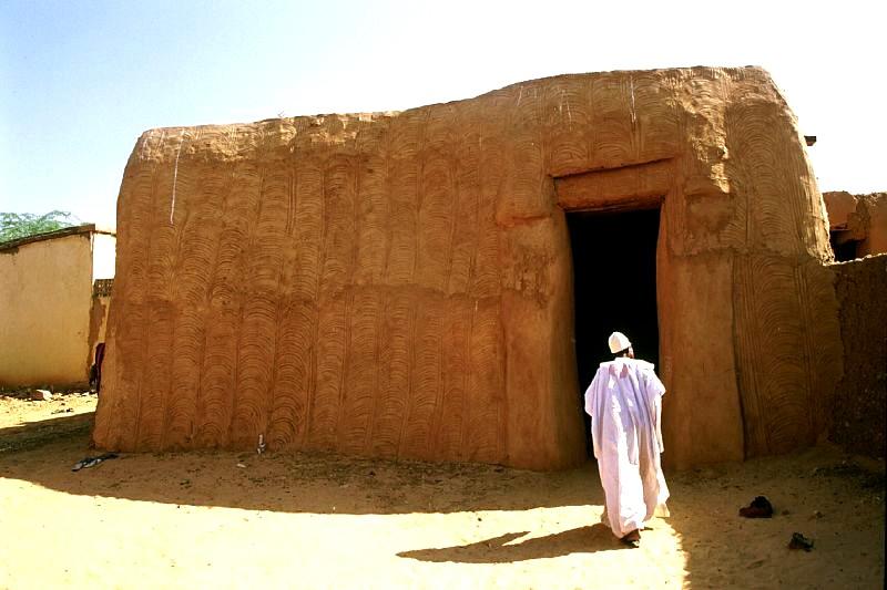 Maison au Niger