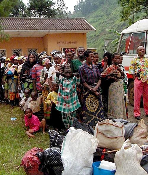 Humanitaire RDC
