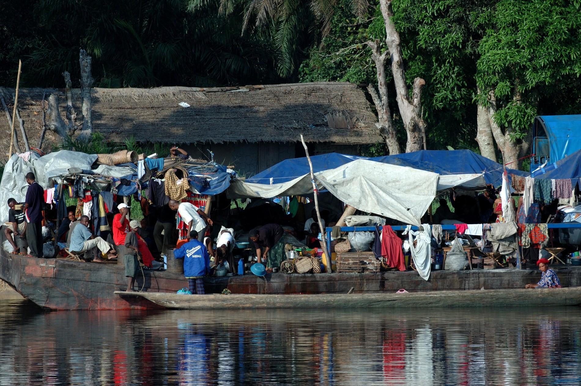 Réfugiés au congo