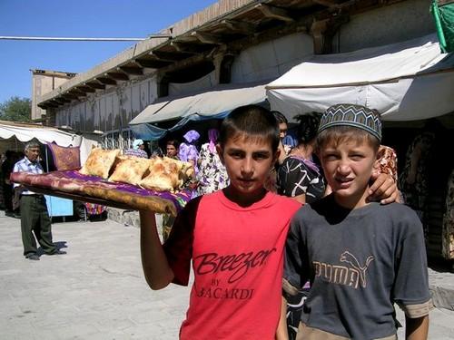 Humanitaire en Ouzbékistan