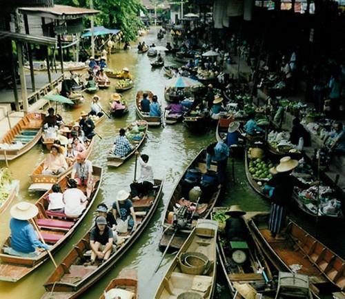 Partir en humanitaire en Thailande
