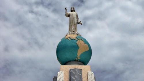 Humanitaire au Salvador