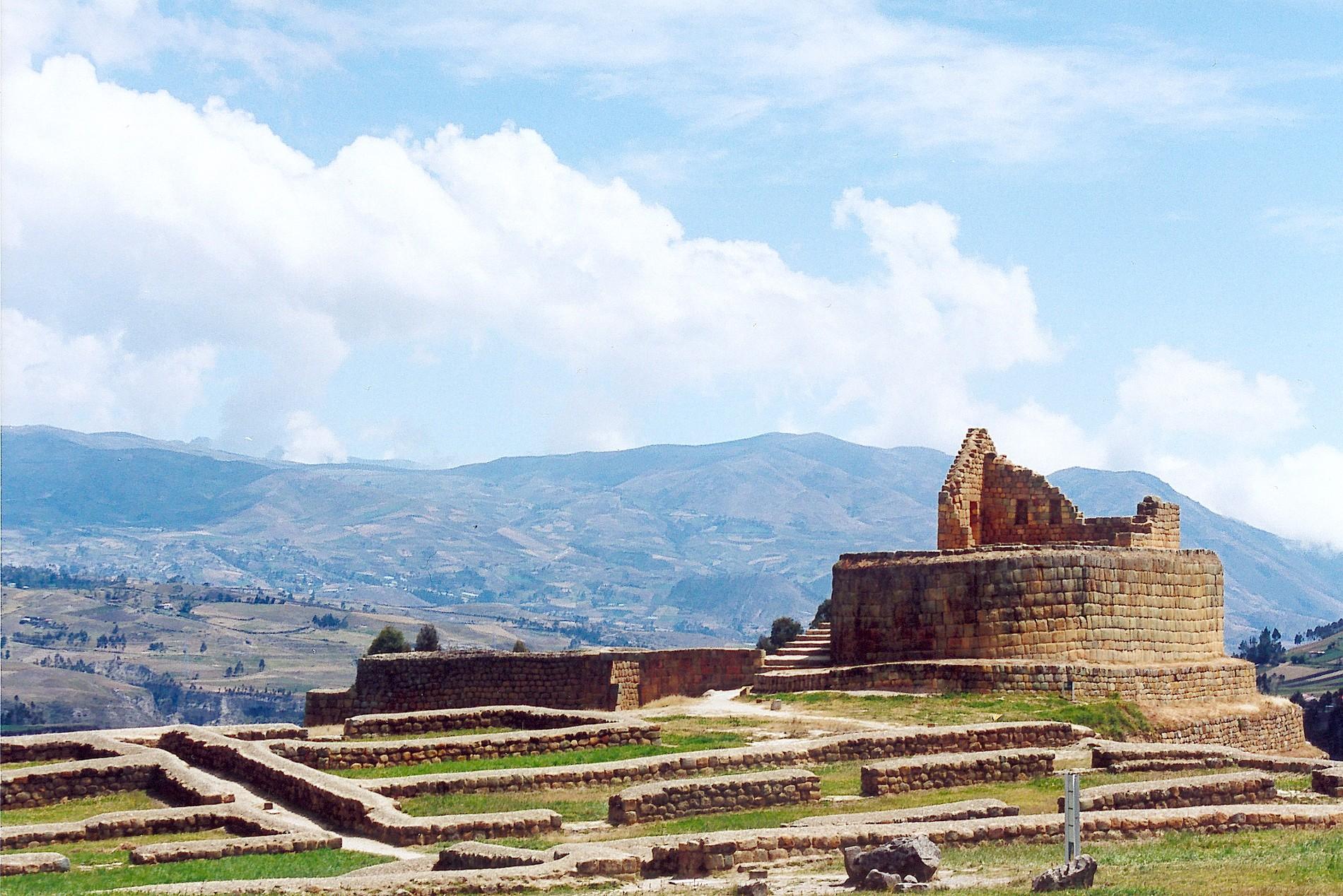 Ruines Inca