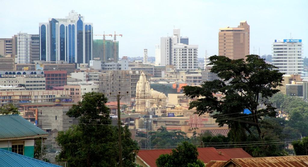 Ville de Kampala