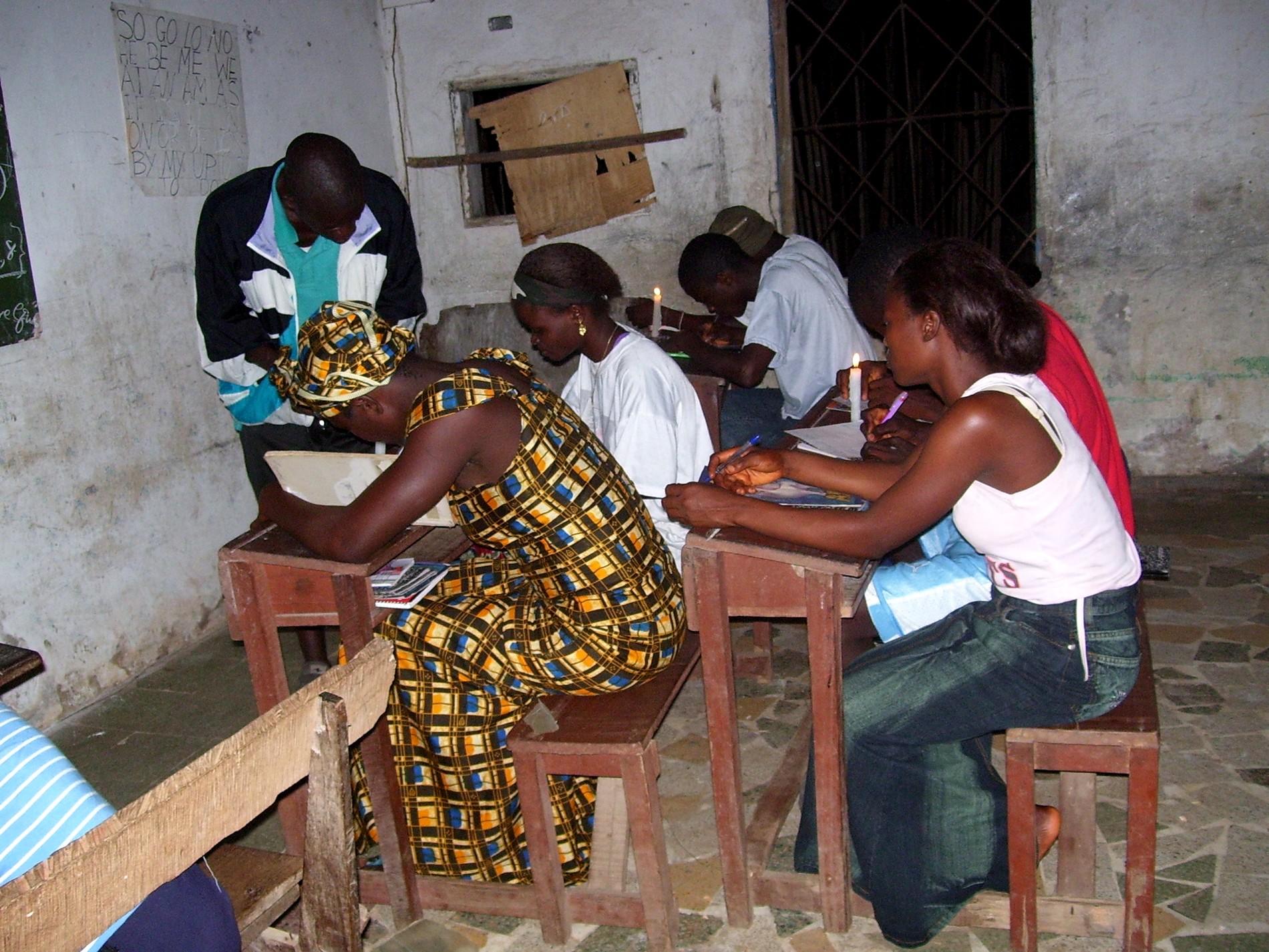 Étude Libéria
