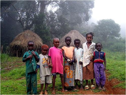 Aide humanitaire en Guinée