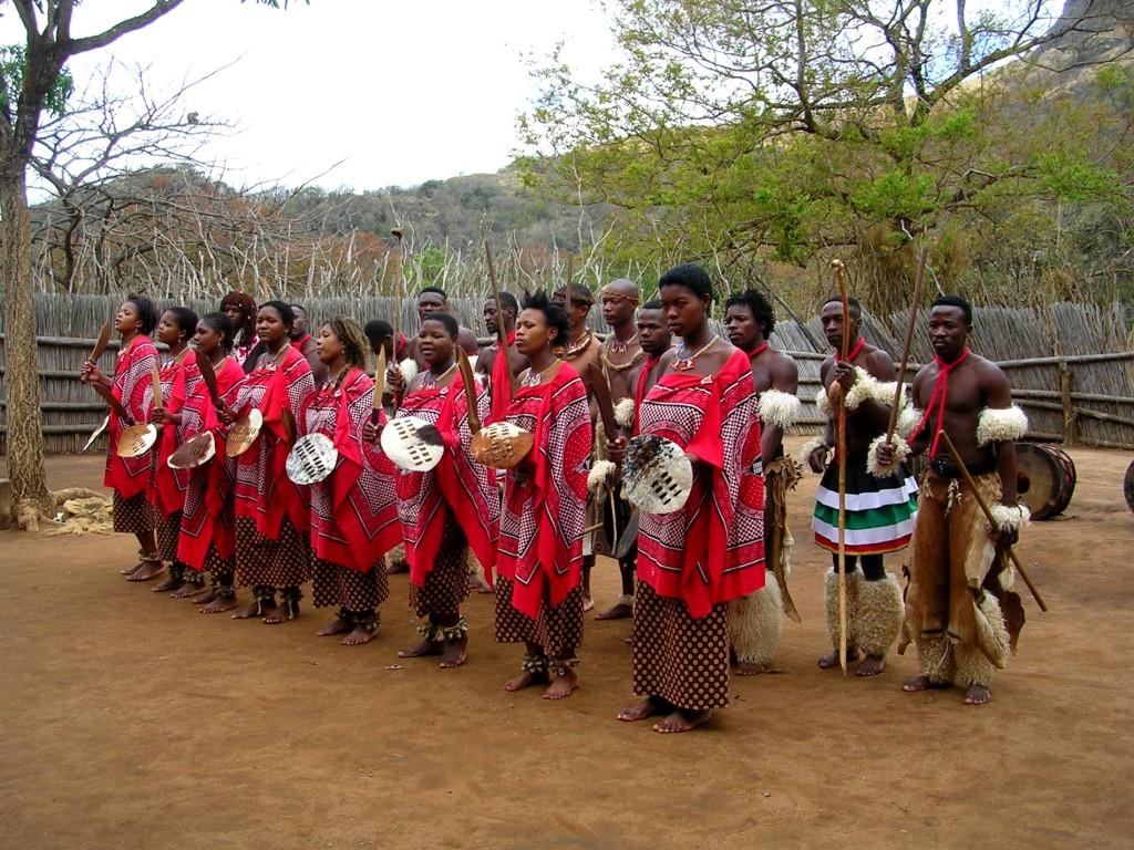 Tribu du Swaziland