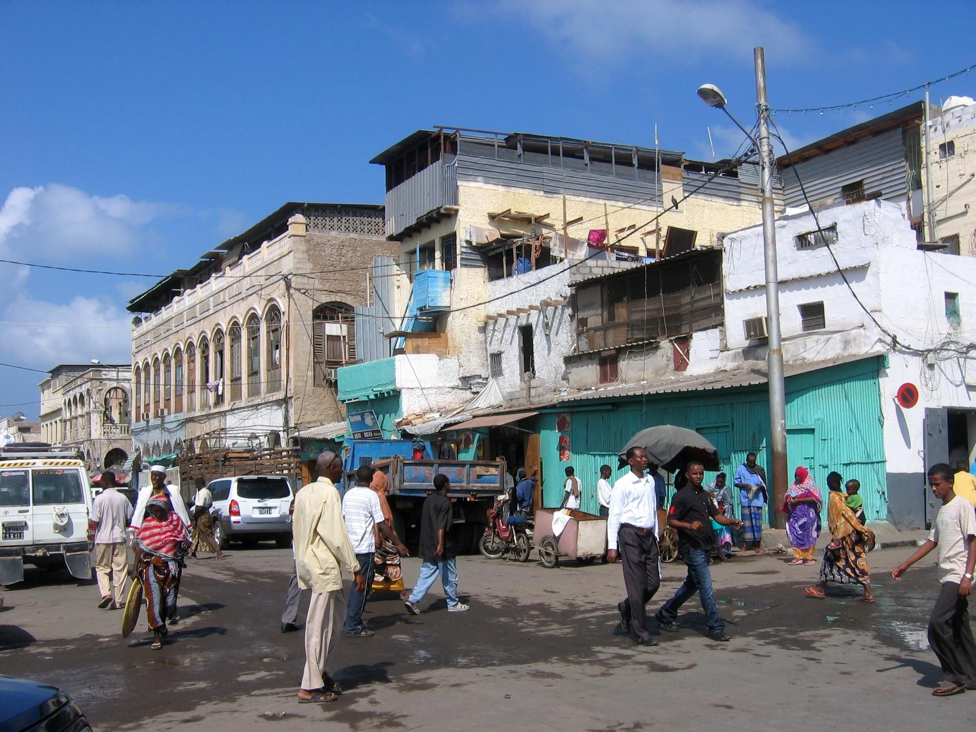 Ville de Djibouti