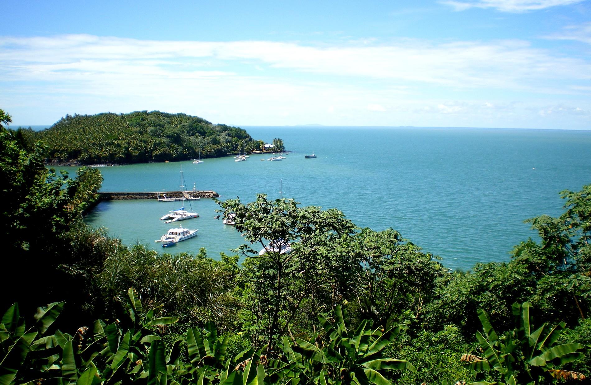 Bord de Mer, Guyane Francaise