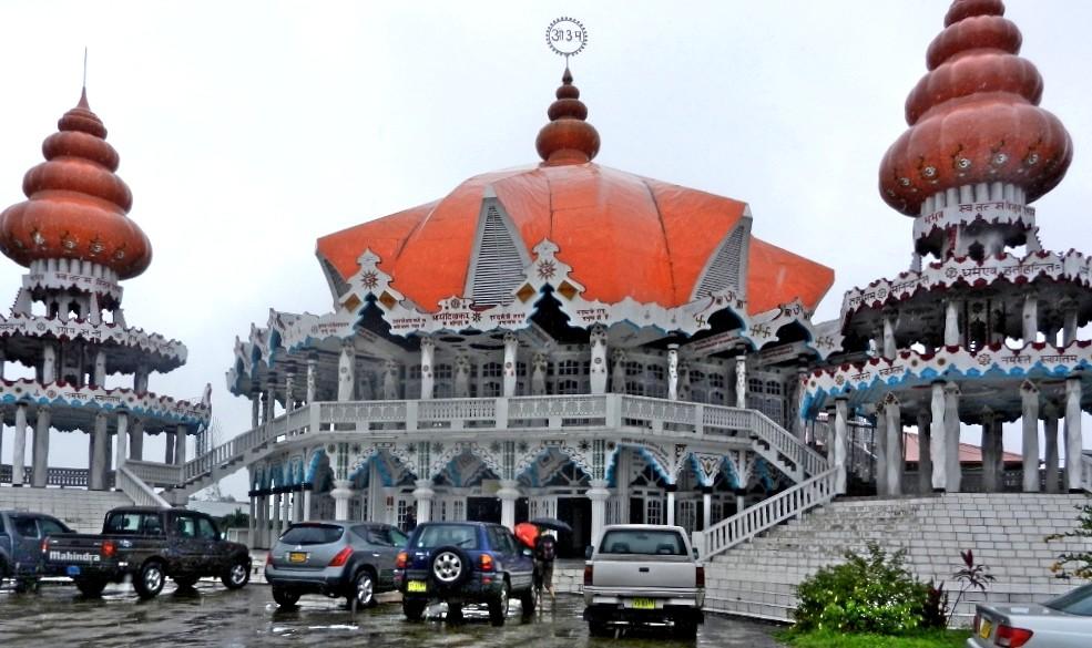 Temple du Suriname