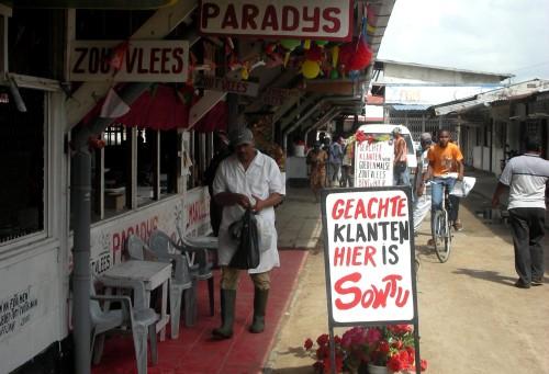 Le Suriname
