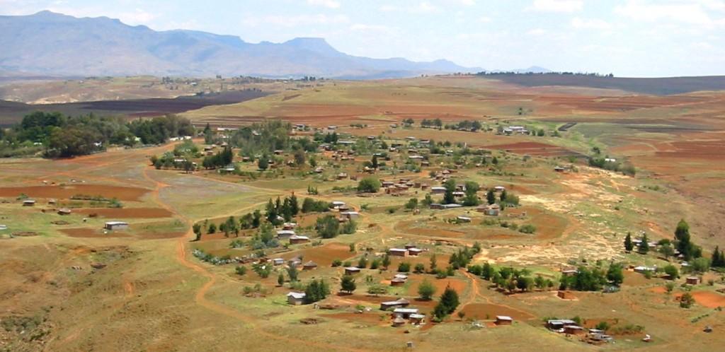Humanitaire au Lesotho