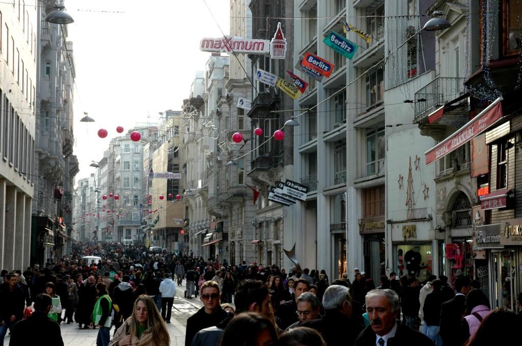 Rue d'Istanboul