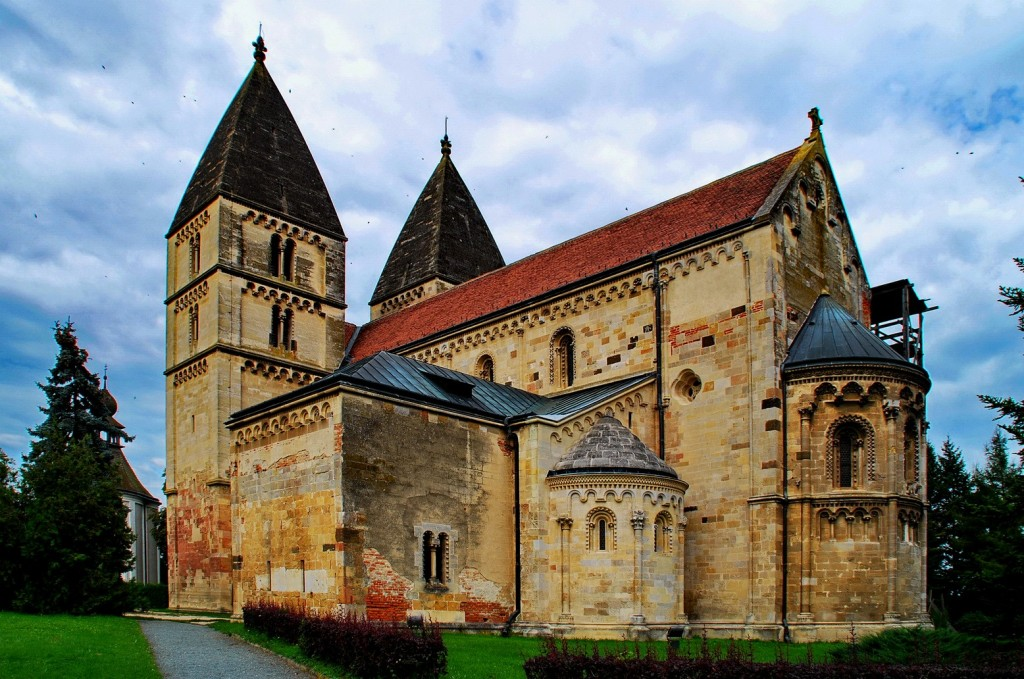 Église à Ják