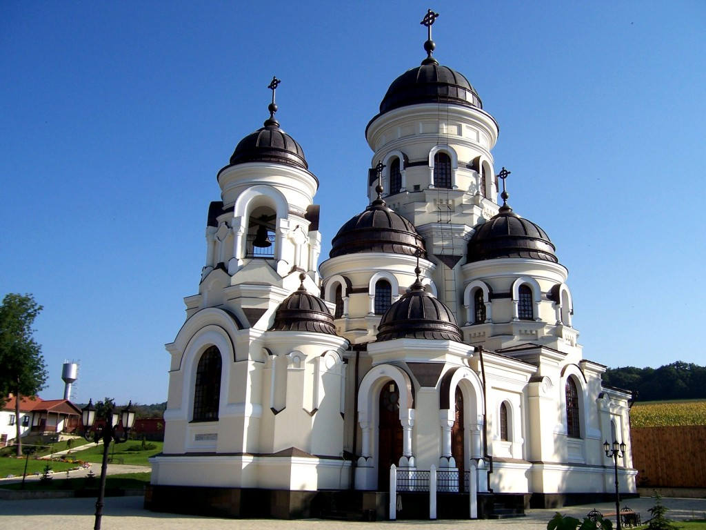 Église en Moldavie