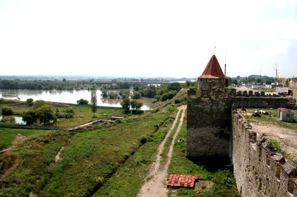 Château en Moldavie