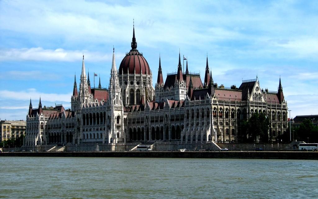 Le Parlement de la Hongrie
