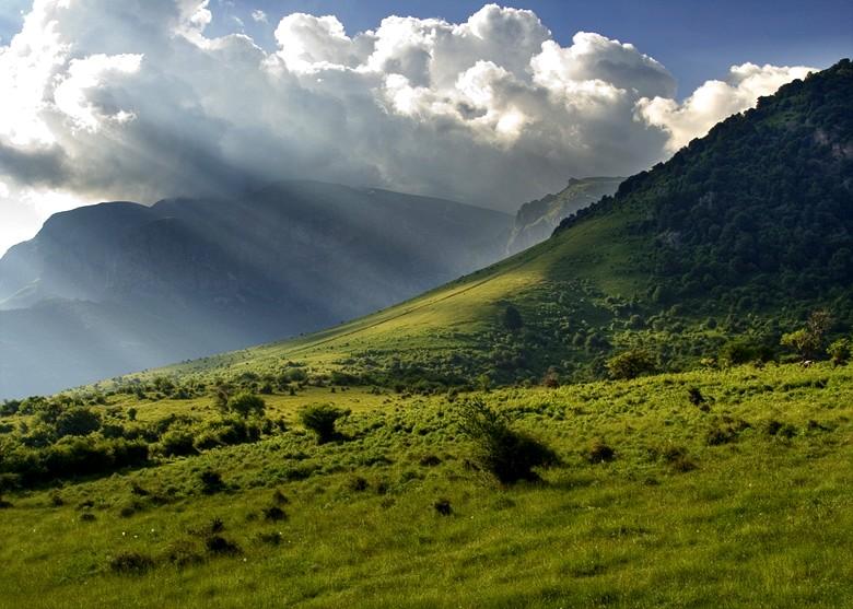 Les Montagnes Balkaniques