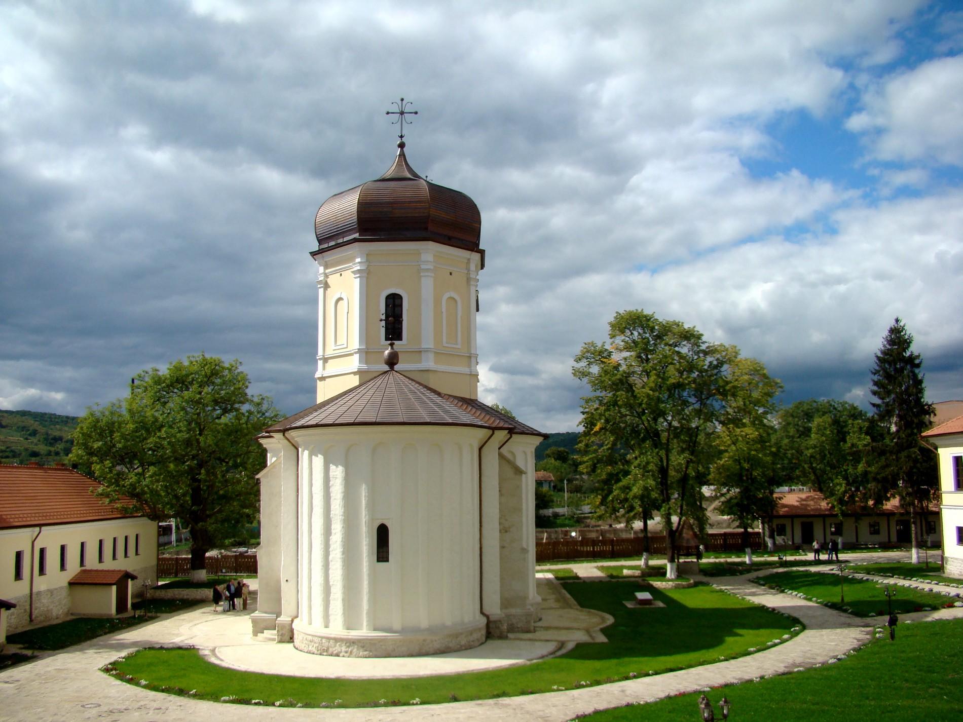 Capriana, Moldavie