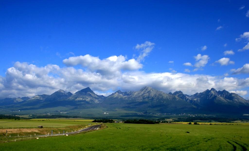 Les Tatras en Slovaquie