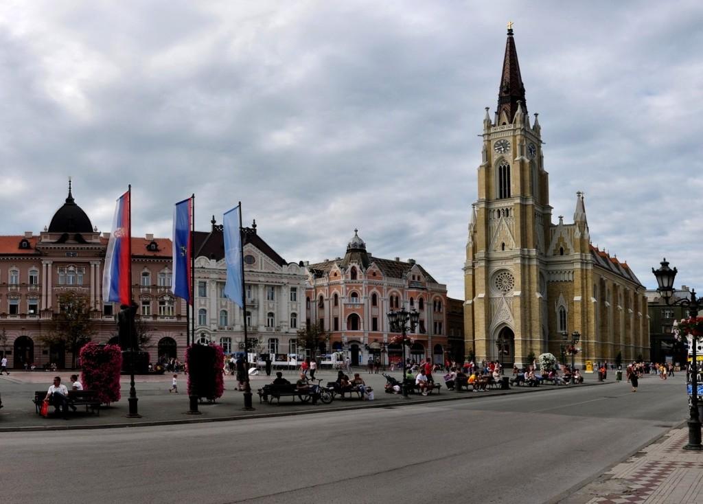 Ville de Novi Sad