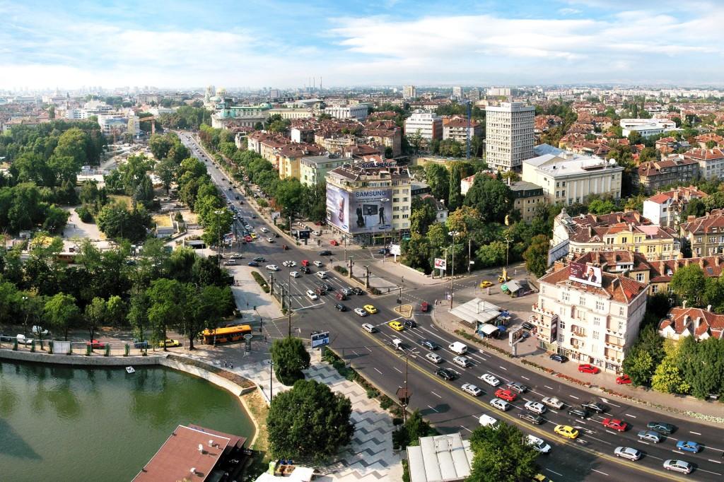 Ville de Sofia