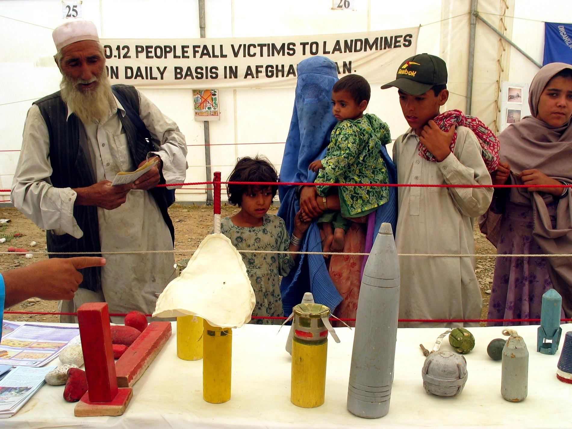 Mission Humanitaire en Afghanistan