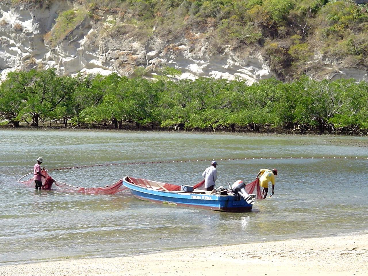 Pêche à Mayotte
