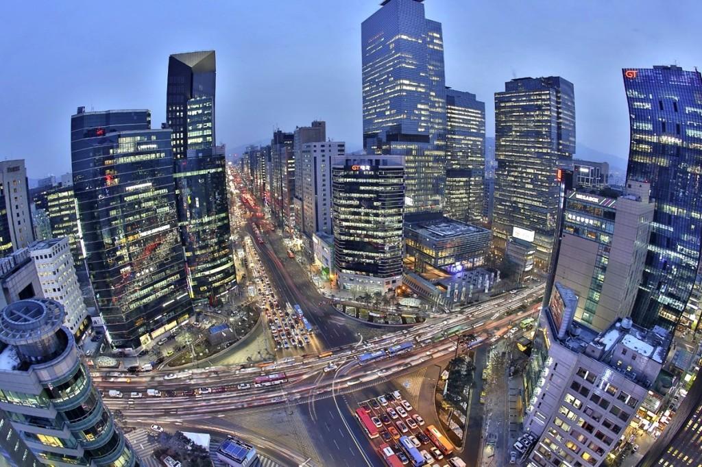 La ville de Séoul