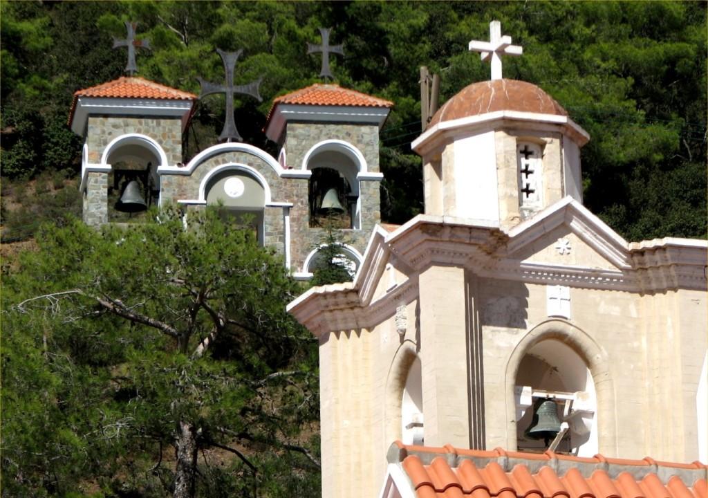 Kykkos, Chypre