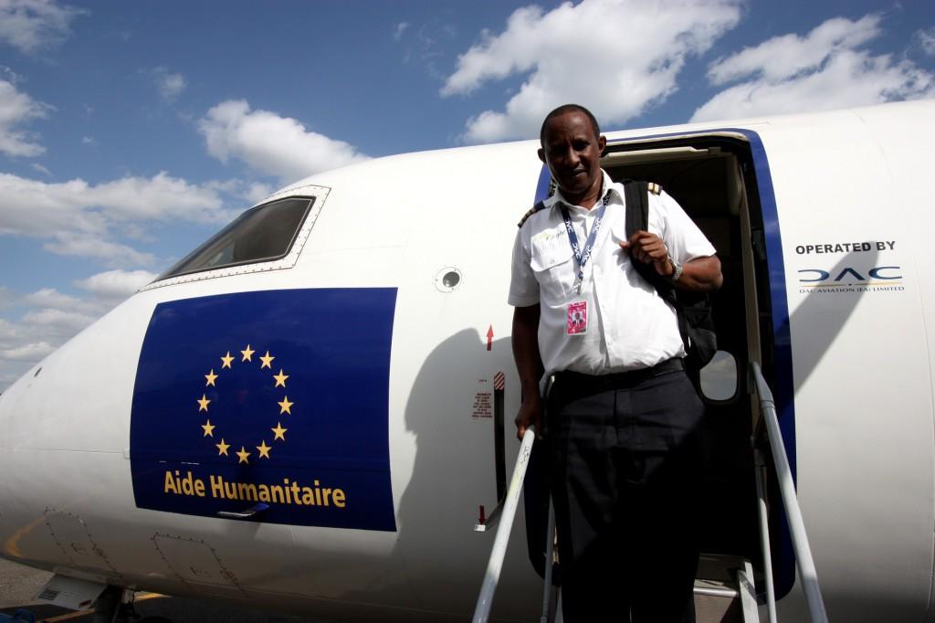 Liste des missions humanitaires au Kenya
