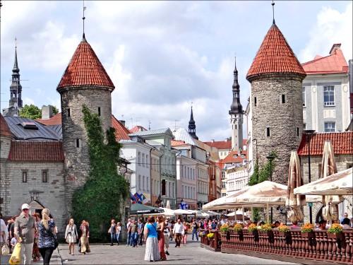 Partir en aide humanitaire en Estonie