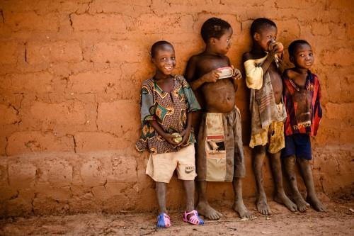 Missions humanitaires actuelles au Burkina Faso