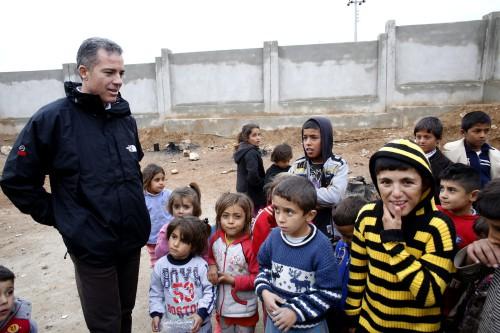 Missions humanitaires actuelles en cours en Irak